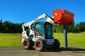 skid steer attachment cement mixer for bobcat style loaders ebay