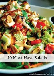 10 Must Ingredients For A by 172 Best Salad Simplicity Images On Food Recipes And