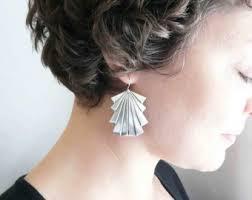 large earrings big earrings etsy