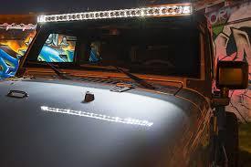 rigid industries radiance led light bars ship free