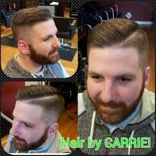 haircut by stylist carrie at halo for men wicker park yelp