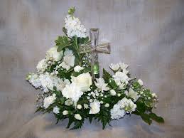 bellevue florist mikasa cross arrangement in bellevue ne bellevue florist