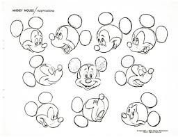 how to draw disney u0027s most famous cartoon character u2014 mickey mouse