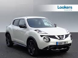 nissan juke 2017 nissan juke tekna dig t white 2017 09 29 in motherwell north
