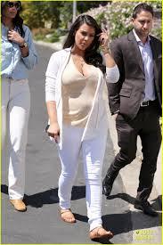braless kim kardashian|Braless and Glam Kim Kardashian Reveals Major Cleavage in Manhattan