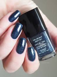 swatch chanel ciel de nuit night sky chanel nagellack