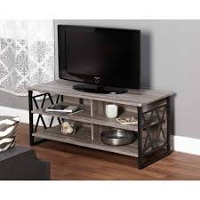 Tv Units With Storage Tv Stands Furniture Small White Stained Wood Corner Tv Stand And