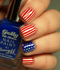 4th of july nails stars and stripes nail art more com