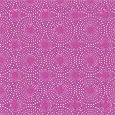 purple white dot circle knit fabric exclusive knits