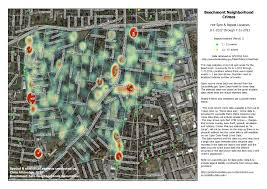 Crime Spot Map Crime Stats Beechmont Neighborhood News