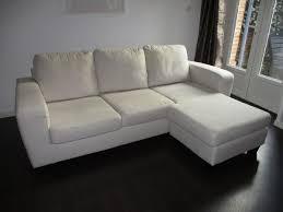 canapé avec meridienne posada canap 3 places avec m ridienne gauche en tissu of canape 3