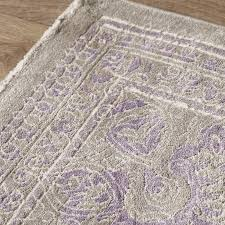 Lavender Area Rugs Becontree Gray Lavender Area Rug Reviews Birch