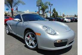 porsche boxster 2005 price used 2005 porsche boxster for sale pricing features edmunds