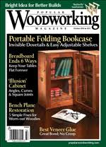 the butterfly horse popular woodworking magazine