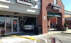 lexus towson md car crashes into towson starbucks 4 injured wbal radio 1090 am