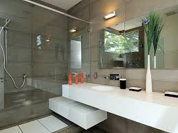 Modern Bathrooms Australia by Bathroom Perfect Modern White Bathroom Design Featuring White