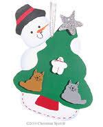 cat ornaments personalized cat ornaments