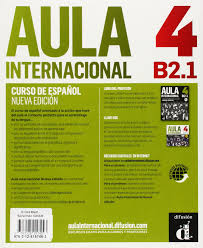 aula internacional 4 libro del alumno audio cd mp3 nueva