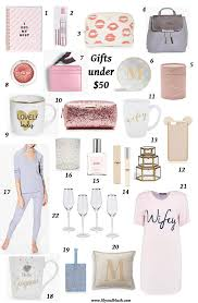 christmas presents for her christmas gifts for her under 50 lily and blush by madeleine