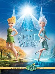 amazon disney secret wings mae whitman lucy hale