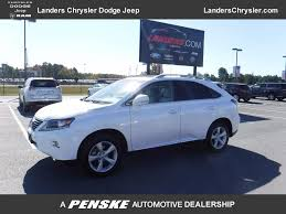 lexus jeep 2015 2015 used lexus rx 350 awd 4dr at landers chrysler dodge jeep ram