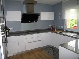cuisine rouen cuisine blanc et grise 4 cuisines sans poign233es 224 rouen en