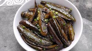 comment cuisiner une aubergine comment cuisiner l aubergine lovely chinesische auberginen in