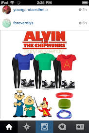 Alvin Halloween Costume Halloween Costume Alvin Chipmunks Cute Ideas