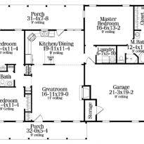 open floor plans for ranch homes floor plans for ranch homes free house floor plan exles lrg