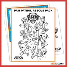 paw patrol rescue pack paw patrol rescue nick jr paw patrol