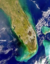 satellite map of florida water science photos satellite views usgs
