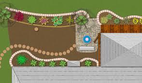 backyard plan central maryland hardscapes carpe diem yards