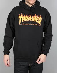 thrasher t shirts hoodies u0026 caps route one