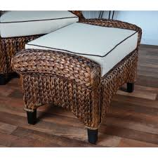 somette handmade boracay woven 30 inch ottoman stool products