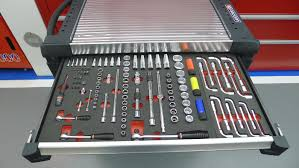 Mobile Tool Storage Cabinets Jet 4 Mobile Tool Cabinet 6 Drawer Black Jet 6gm4 Frt