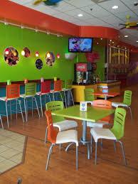 wordless wednesday colorful restaurant furniture loversiq
