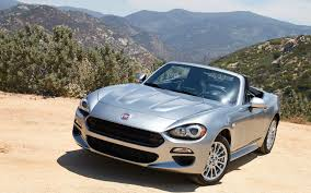 fiat spider 2016 2017 fiat 124 spider a masterstroke the car guide