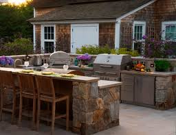 designs for outdoor kitchens top 20 outdoor kitchen designs and costs 2017 home improvement