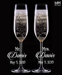 engraving wedding gifts best 25 engraved chagne flutes ideas on and