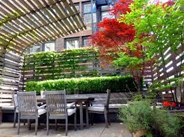 Privacy Garden Ideas Screening Fence In 23 Garden Ideas On How To Preserve Privacy