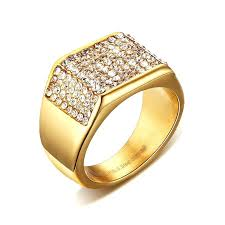 mens gold diamond rings gold wedding rings for men 18ct white gold wedding ring mens