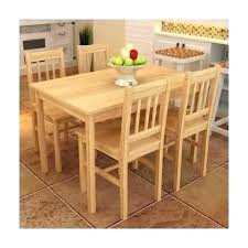 table cuisine en bois table a manger bois brut table de cuisine bois table cuisine en mol