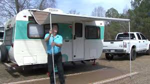 Camper Awnings For Sale Trim Line Patio Awning For Pop Ups By Dometic Youtube