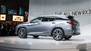 lexus jeep 2018 lexus rx l is a three row suv that offers up to seven seats