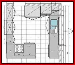 floor plan of a kitchen valine