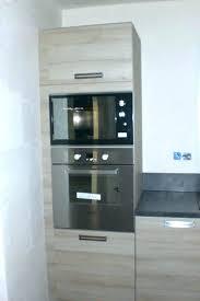 meuble de cuisine pour micro onde meuble cuisine four et micro onde cuisine four micro pour co cuisine