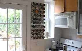 Best Spice Racks For Kitchen Cabinets 66 Square Feet Plus How To Make A Magnetic Spice Rack And Why