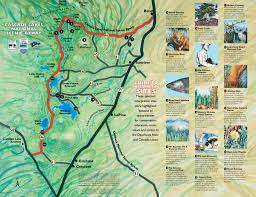 Medford Oregon Map by Oregonscenictours Com Central Oregon Plus Day And Overnight