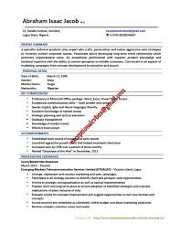 need a cv template use these pictures jobs vacancies nigeria