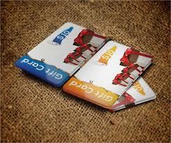 unique gift cards gift card designs free premium templates